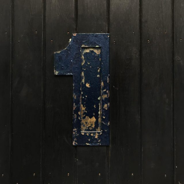 Functional door number found in Camden